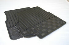 Land Rover Defender Mats PUMA TDCi - Front Pairs Moulded Rubber  AUTO-002