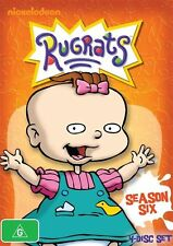 Rugrats SEASON 6 : NEW DVD