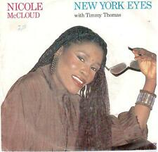 "385  7"" Single: Nicole (McCloud) - New York Eyes / Ordinary Girl"