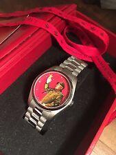 SHANGHAI TANG 1994 1997 Waving Chairman Mao Zedong Mechanical Watch w Box
