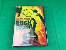 Rock the Paint (DVD, 2008) High School Basketball Drama ~ BRAND NEW