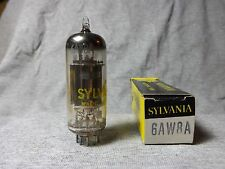 Vintage Sylvania electronic tube 6AW8A , new old stock , 9 pin