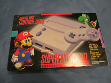 Super Nintendo SNES Mini Game Console System Brand New - GEM MINT CONDITION