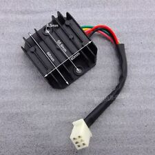 5 Wire Voltage Regulator Rectifier 125 150cc Chinese GY6 Moped Scooter ATV Quad