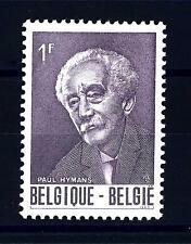 BELGIUM - BELGIO - 1965 - Centenario della nascita di Paul Hymans, politico (186