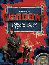 Dragons Doodle Book by Samantha Suchland (2015, Paperback) BRAND NEW BOOK