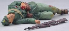 THOMAS GUNN WW2 PACIFIC RS032A DEAD JAPANESE SOLDIER GREEN TROUSERS MIB