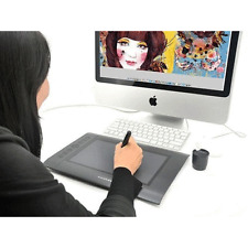 "H610 10""x6.25"" USB Art Graphics Huion Drawing Tablet Pad/Cordless Pen Hotkey"