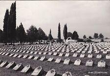 # FOGLIANO: CIMITERO MILITARE AUSTRO UNGARICO 1915 - 18       1958