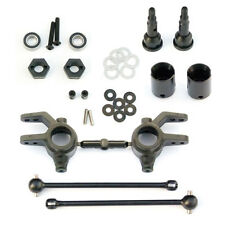 Tekno Traxxas Slash 4x4 RC M6 Front CV Driveshaft Kit TKR6851X