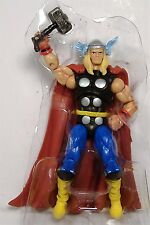 THOR MARVEL UNIVERSE ACTION FIGURE CLASSIC AVENGERS MJOLNIR COMPLETE MINTY 2010