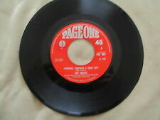 """The Troggs Surprise, Surprise (I Need You) Page One POF 064 EX 7"""" single"""