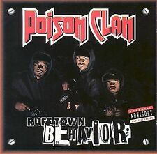 "Ruff Town Behavior by Poison Clan - FREE 12""x12"" POSTER w/ PURCHASE"