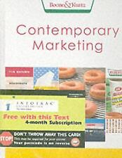 Contemporary Marketing by David L. Kurtz and Louis E. Boone (2003, Hardcover)