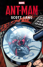 ANT-MAN: SCOTT LANG TPB Marvel Comics Giant Man Yellow Jacket TP