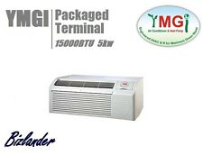 YMGI 15000 BTU PTAC PACKAGED TERMINAL 265-277V AIR CONDITIONER WITH 5KW HEATER