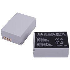 Batterie pour Canon comme nb-7l nb7l powershot g10 g11 g-10 11