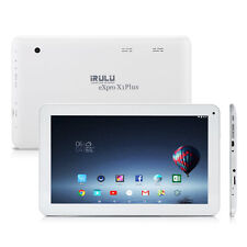 "iRULU 10.1"" 8GB/1GB Android 5.1 Lollipop 4.0 Quad Core Wifi Tablet PC w/Earphone"