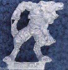 1988 Werewolf bloodbowl 2ª Edición Star Player Wilhelm Chaney Whilhelm Wilheim