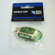 Rugby World Cup RWC 2011 Ireland Country Key Ring