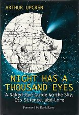 NIGHT HAS 1000 EYES--Astronomy/Sky Watching/History/Constellations/New/Free Ship