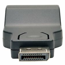 Tripp Lite Displayport 1.2 To Vga Compact Adapter Converter [dp-male To
