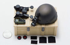 1/6 DID US Navy SBT Weimy MICH Helmet Radio Headset Lot