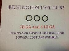 3 Remington 1100 11-87 28 GA & 410 GA Shotgun Barrel Gas Seal O Ring LOW COST!