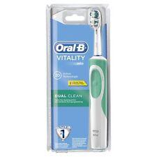 Brosse à Dents Électrique - Minuteur Intégré - Oral-B Vitality Dual Clean -