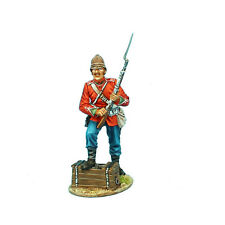 ZUL007 British 24th Foot Standing Loading Variant #1by First Legion