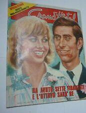 """H] fotoromanzo GRAND HOTEL n 41 ('76) """"MOLINO"""" con CARLO D'INGHILTERRA"""