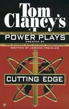 Cutting Edge (Tom Clancy's Power Plays, Book 6) by Clancy, Tom; Preisler, Jerom