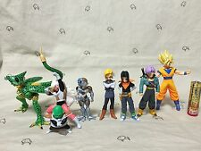 Dragon Ball Z GT KAI /HG 4 / Part 4 / full set of 7 /Gashapon Figure /Trunks