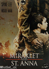 Miraklet vid St.Anna DVD Film Region 2 Steelbook Miracle at St. Anna EU Pack