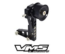 BLACK VMS RACING BILLET ALUMINUM TIMING BELT TENSIONER FOR HONDA DELSOL B16