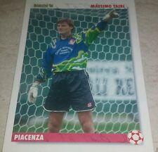 CARD JOKER 1994 PIACENZA TAIBI CALCIO FOOTBALL SOCCER ALBUM