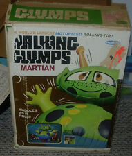 REMCO  WALKING GLUMPS  MARTIAN  1971  BOXED  SCARCE SPACE TOY
