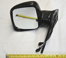 DOOR MIRROR ELECTRIC LEFT NEW FOR RHD VW TRANSPORTER T4 1991 2003