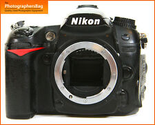 Nikon d7000 Fotocamera Digitale SLR Solo Corpo-GRATIS UK POST