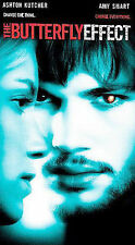 The Butterfly Effect -R- Ashton Kutcher Amy Smart (VHS, 2004)