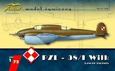 PZL 38 / I WILK - POLAND 1939 1/72 ARDPOL RESIN