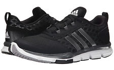 NEW MENS ADIDAS SPEED TRAINER 2 SHOES - SIZE 10 / EURO 44 - AUTHENTIC - BLACK