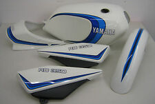 YAMAHA  RD250LC RD350LC 4LO 4L1  MODELS  FULL PAINTWORK DECAL KIT