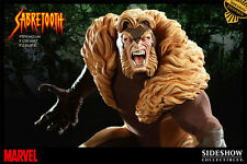 Sideshow Exclusive SABRETOOTH Premium Format Statue 1 of 650 Marvel Wolverine