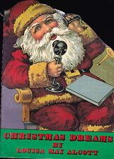 Christmas Dreams by Louisa May Alcott 1988 Merrimack Publishing