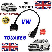 Original Vw Touareg AMI MMI 000051446l Iphone Ipod En Auto Cable De Reemplazo