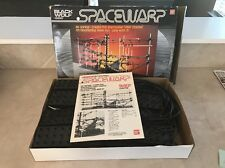 Bandai SPACEWARP Black Wolf Edition Vintage 1987 Buildable Coaster For Parts
