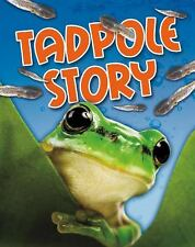 Tadpole Story (Crabtree Connections)