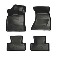 11-16 300 300C Charger Husky WeatherBeater Floor Liners Mats 4pc Black 98061