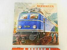 AV348-0,5# Märklin/Marklin Katalog 1960/61 D DM (ohne Gutschein)